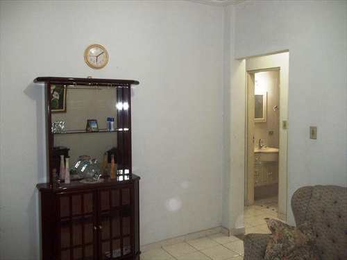 Apartamento, código 10018500 em São Vicente, bairro Centro