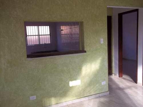 Casa, código 1005500 em São Vicente, bairro Vila Voturua