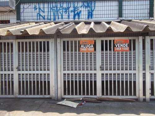 Casa Comercial, código 974300 em São Vicente, bairro Vila Valença