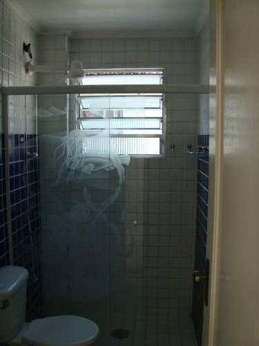 Apartamento, código 914900 em São Vicente, bairro Vila Valença