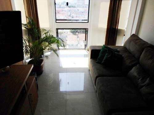 Apartamento, código 890000 em São Vicente, bairro Itararé
