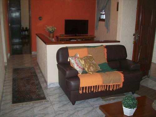 Casa, código 837600 em São Vicente, bairro Vila São Jorge