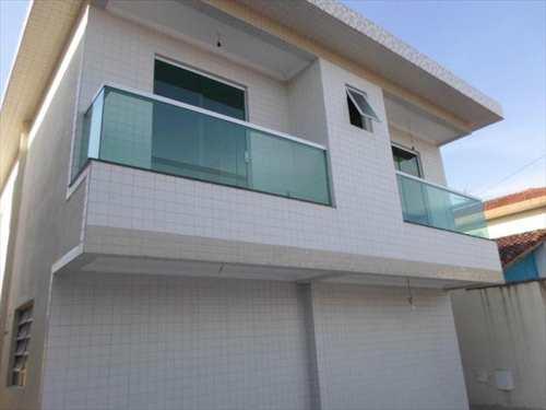 Casa, código 823100 em São Vicente, bairro Catiapoa