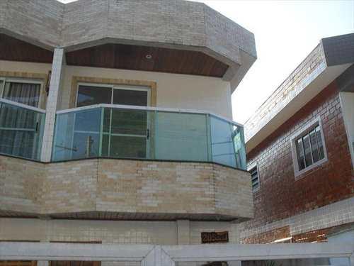 Casa, código 819800 em São Vicente, bairro Jardim Recanto São Vicente