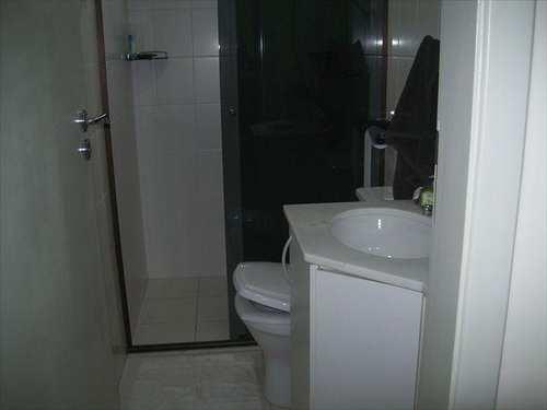 Apartamento, código 817100 em São Vicente, bairro Itararé