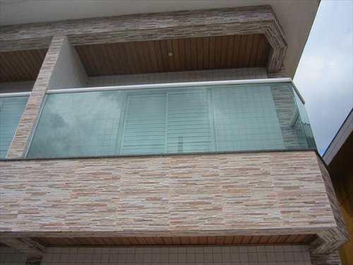Casa, código 748300 em São Vicente, bairro Esplanada dos Barreiros