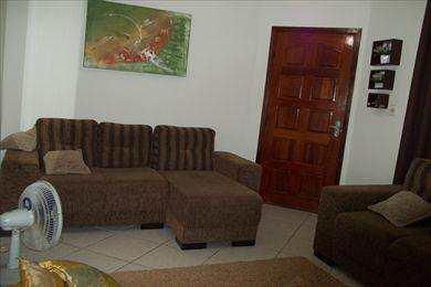 Casa, código 728600 em São Vicente, bairro Vila Margarida