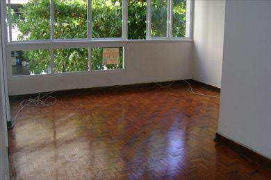 Apartamento, código 704400 em São Vicente, bairro Itararé