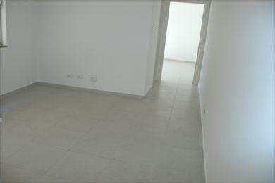 Apartamento, código 666700 em São Vicente, bairro Centro