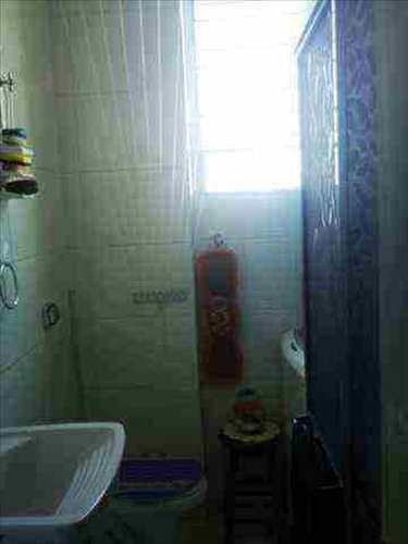 Apartamento, código 603500 em São Vicente, bairro Centro