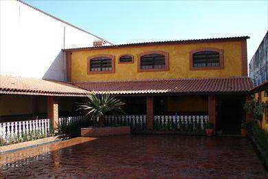 Casa Comercial, código 495000 em São Vicente, bairro Centro