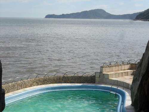 Apartamento, código 425400 em São Vicente, bairro Ilha Porchat