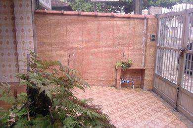Sobrado, código 406300 em São Vicente, bairro Catiapoa
