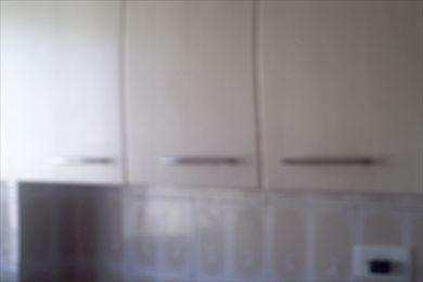 Apartamento, código 414900 em São Vicente, bairro Itararé