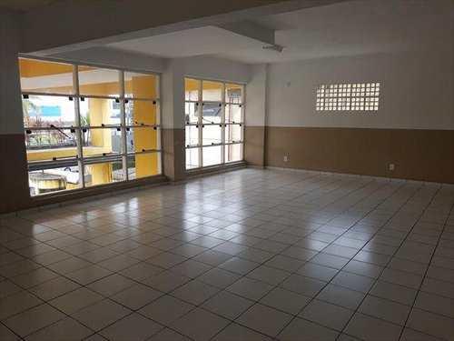 Apartamento, código 134000 em São Vicente, bairro Itararé