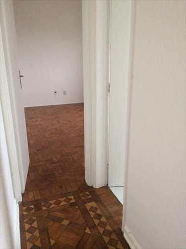 Apartamento, código 129700 em São Vicente, bairro Conjunto Residencial Humaitá