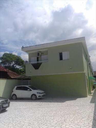 Sobrado, código 129400 em São Vicente, bairro Parque São Vicente