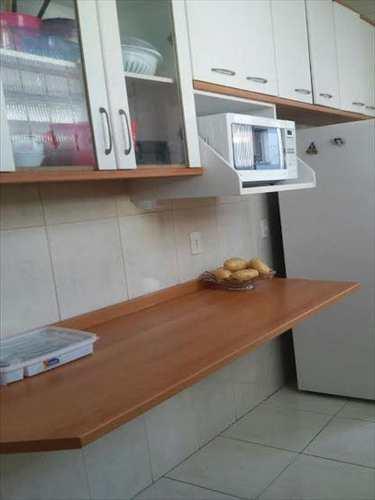 Apartamento, código 124700 em São Vicente, bairro Cidade Naútica