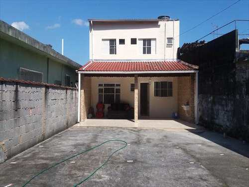 Sobrado, código 123200 em São Vicente, bairro Vila São Jorge