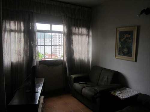 Apartamento, código 119800 em São Vicente, bairro Centro