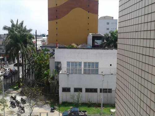 Apartamento, código 114600 em São Vicente, bairro Centro