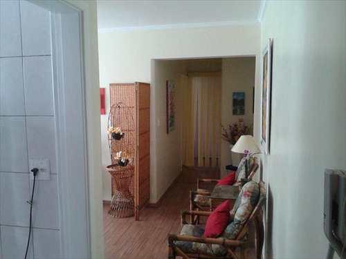 Apartamento, código 113300 em São Vicente, bairro Centro