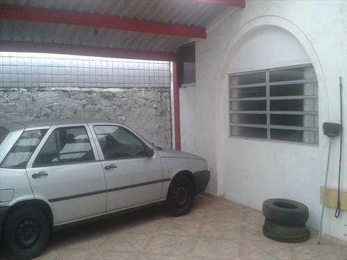 Sobrado, código 112500 em São Vicente, bairro Itararé