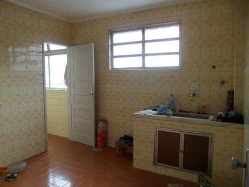 Apartamento, código 1001591309 em São Vicente, bairro Centro