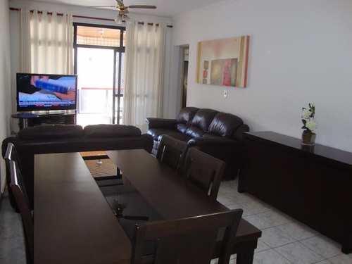 Apartamento, código 1001591310 em São Vicente, bairro Itararé