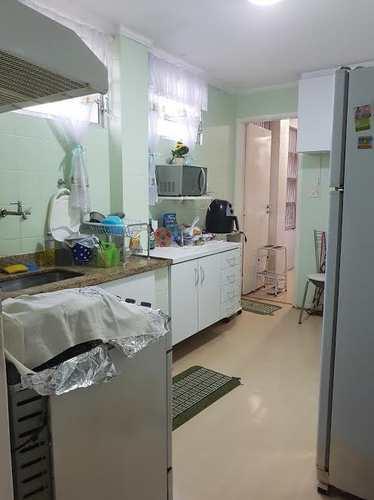 Apartamento, código 1001591311 em São Vicente, bairro Centro