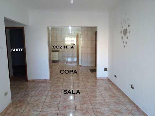 Apartamento, código 1001591322 em São Vicente, bairro Centro