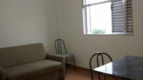 Apartamento, código 1001591335 em São Vicente, bairro Centro