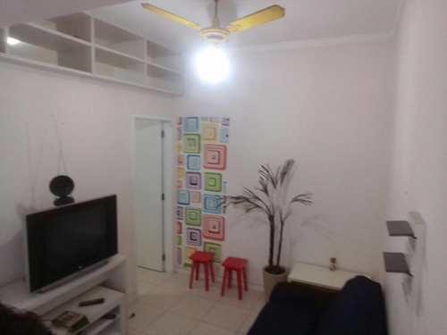 Apartamento, código 1001591349 em São Vicente, bairro Centro