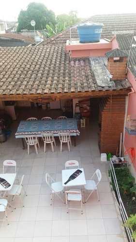 Casa, código 1001591374 em São Vicente, bairro Vila Margarida