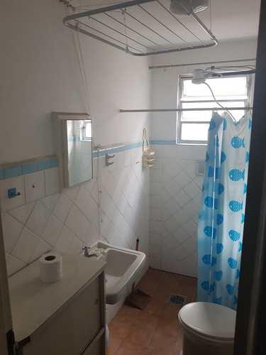 Apartamento, código 1001591388 em São Vicente, bairro Centro