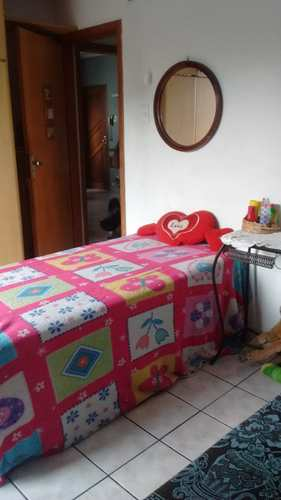 Apartamento, código 1001591410 em São Vicente, bairro Vila Cascatinha