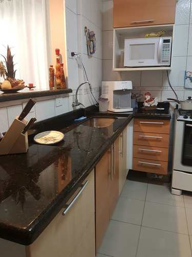 Apartamento, código 1001591425 em São Vicente, bairro Centro
