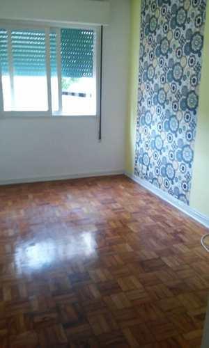 Apartamento, código 1001591449 em São Vicente, bairro Itararé