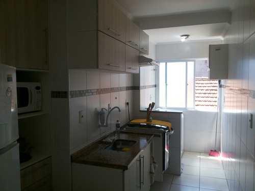 Apartamento, código 1001591454 em São Vicente, bairro Jardim Guassu