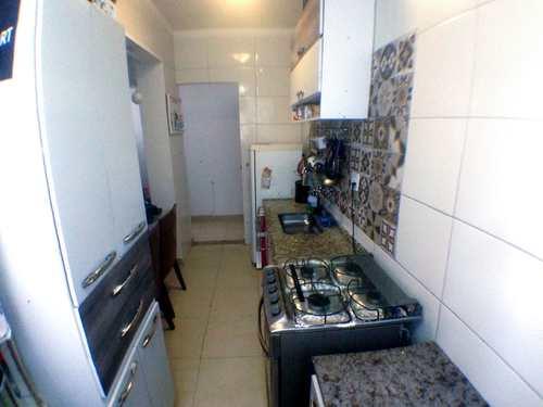 Casa, código 1001591457 em São Vicente, bairro Itararé