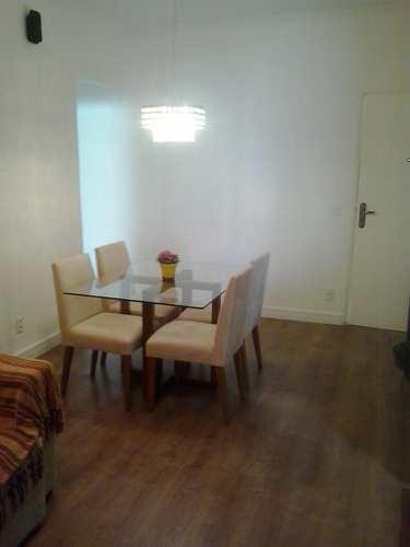 Apartamento, código 1001591488 em Santos, bairro Embaré