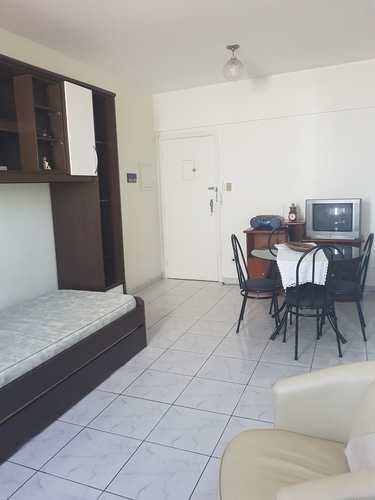 Apartamento, código 1001591493 em São Vicente, bairro Centro