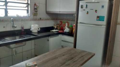 Apartamento, código 1001591501 em São Vicente, bairro Catiapoa