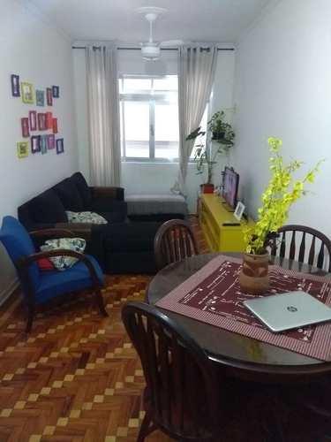 Apartamento, código 1001591520 em São Vicente, bairro Centro