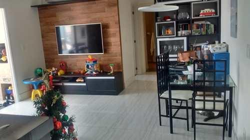 Apartamento, código 1001591536 em São Vicente, bairro Centro