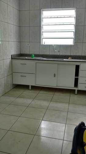 Casa, código 1001591539 em São Vicente, bairro Planalto Bela Vista