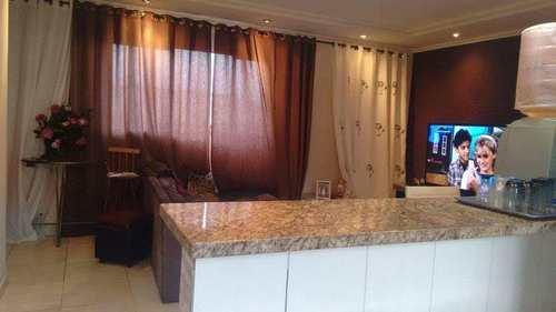 Apartamento, código 1001591550 em São Vicente, bairro Parque São Vicente