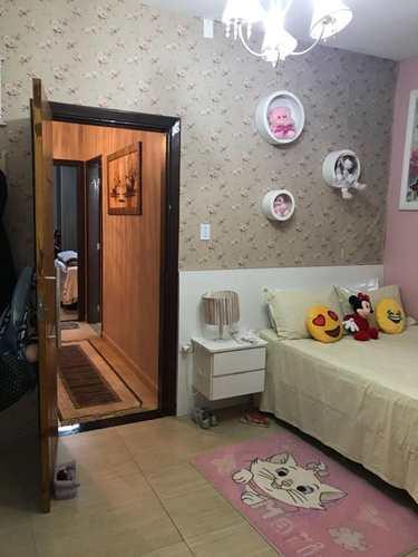 Sobrado, código 1001591569 em São Vicente, bairro Parque Bitaru