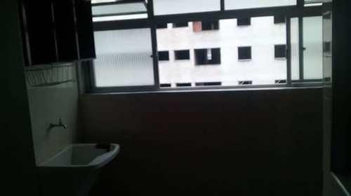 Apartamento, código 1001591571 em São Vicente, bairro Itararé