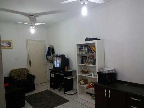 Apartamento, código 1001591584 em São Vicente, bairro Itararé